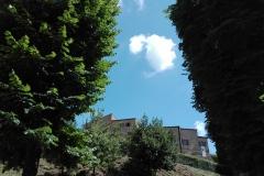 Bertinoro, sulla strada di Fratta Terme