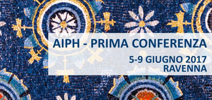 Prima Conferenza dell'AIPH